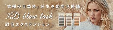 3D blow lash